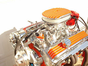 S B Chevy 350 Hi Performance Turn Key 350 Hp Crate Engine Cr Eho25