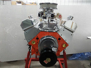 383 Stroker Chevy Engine By Cricket 440 Hp Crate Motor Cr Ehro15