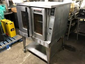 Garland Master Series 450 Full Size Single Electric Convection Oven 208 240 3p