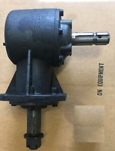 Fred Cain Ac Series Rotary Cutter Gearbox Part Number Ac r45s