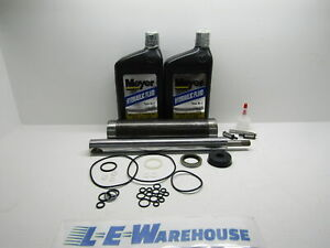 Meyer Snow Plow Pump E46 E46h E47 E47h E57 E57h Seal Kit W 8 Ram Cylinder Oil
