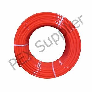 1 2 X 1000 Ft Pex With Oxygen Barrier Tubing Evoh Radiant Heating a25