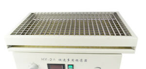 Lab Liquid Mixing And Chemical Reactions Speed Control Orbital Shaker 220v 60w