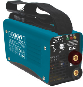 Zenith Zsi 200 Mn Welding Machine Inverter Digital Welder 220v 200 Amp New