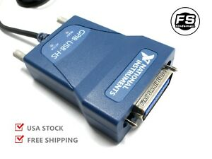 Usa Stock Gpib usb hs Interface Adapter Ieee 488 Controller Test Good In New Box