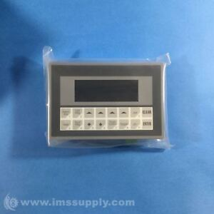 Maple Systems Oit4175 a00 4 Line 20 Character Terminal Fnob