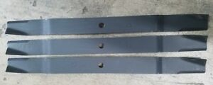 Befco 84 Finish Mower Blades Set Of Three 3 Part Number 000 6690