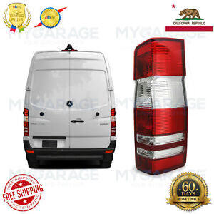 Rear Tail Light No Board Bulb For 2007 2018 Mercedes Dodge Sprinter Right Side