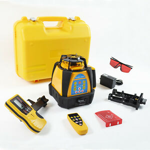 High Accuracy New Self leveling Rotary Rotating Laser Level 500m Range Top