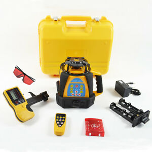 Top Accuracy Self leveling Rotary Rotating Laser Level 500m Range