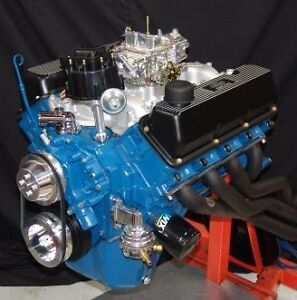 Ford 351 Cleveland 440 Horse Street strip Crate Engine Pro built New wow