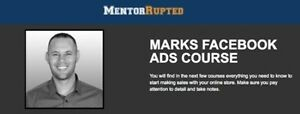 Mark Hagar Facebook Ads Course