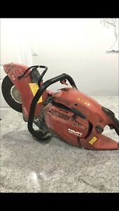 Hilti Dsh 700 x 70cc 14 In Hand Held Concrete Cutoff Saw