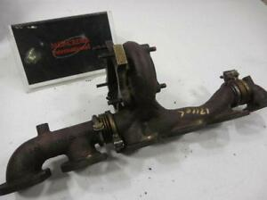 2003 Mercedes Benz S600 Driver Side Turbo Manifold 2750901280