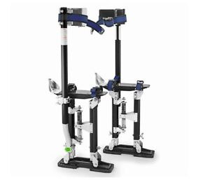 Professional Painter Contractor Drywall Stilts Adjustable 24 40 Inch Aluminum