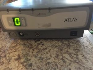 Arthrocare Atlas Electrosurgical Controller 10435 01 used Power On Tested