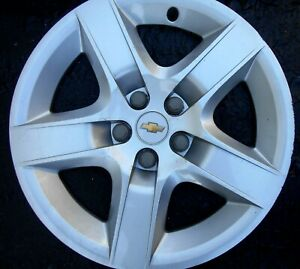 A Set Of 17 Chevy Malibu 2008 2012 Hubcaps Wheel Covers Rim Covers 570 3276