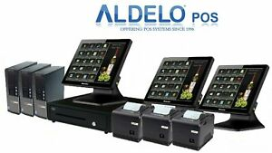 Aldelo Pro Pos Approved And Activated Pizza Restaurant Pos System