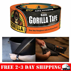 Waterproof Sealing Black Flex Tape Strong Rubberized Adhesive Patch For Leaks