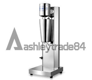 220v Commercial home Electric Soft Ice Cream Mixer Milkshake Cyclone Machine