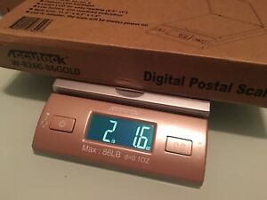 Accuteck Digital Postal Scale Shipping Scale