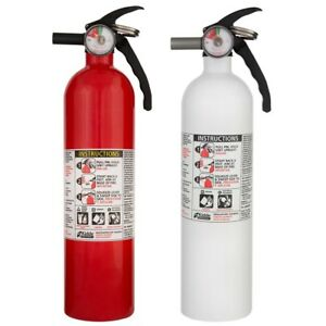 Recreation Kitchen Fire Extinguisher Wall Mount Home Commercial Use Disposable