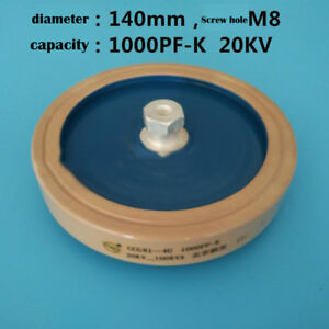 Ccg81 4u 1000pf k 20kv 100kva For Mediatek High Voltage Ceramic Capacitors