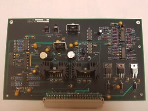 Melco Embroidery Emt Pcb Lv Driver Board Assy 009846 05