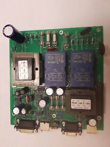 Melco Embroidery Emt Phase 1 Pcb E stop Board 009832 03