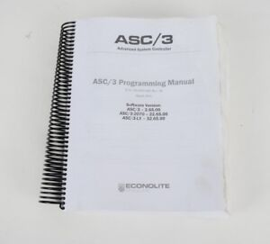 Econolite Asc 3 Traffic Controller Programming Manual