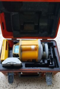 Eagl Model 1000 Electronic Level Rotary Agl Laser Level Kit