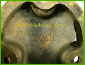 H204r john Deere H Hub Cap Fits Cast Iron Wheels Checked For Wear And Cracks