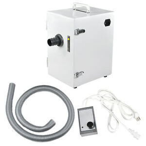 For Dental Lab Equipment Digital Single row Dust Collector Vacuum Cleaner