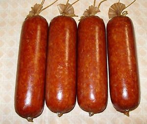 Collagen Sausage Casings For Cooked And Smoked 100 Pc Of 45mm X 24in For 200lb