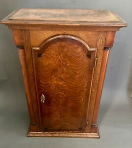 Early 19th Century Hanging Wall Cupboard