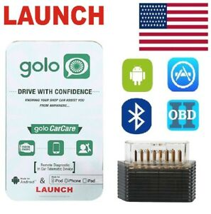 Launch Golo Carcare Eobd Diagnostic Scanner Easydiag Code Reader Easy Diag Obd