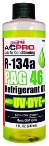 Idq Certified Ac Pro Pag 46 Oil With Uv Dye P46uv