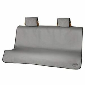 2015 21 Gmc Suv Trucks Gray Pet Friendly Protective Rear Seat Cover 19354227