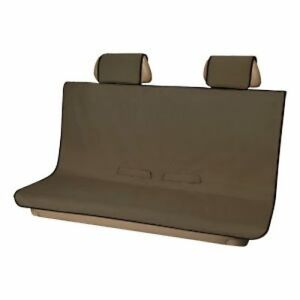 2008 2019 Chevrolet Suv Trucks Brown Pet Friendly Protective Rear Seat Cover