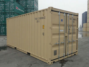 20ft New one trip Shipping Container New York New York