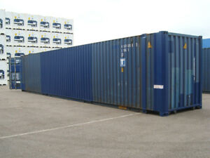 45ft High Cube 9 6 Shipping Container wind Watertight Newark New Jersey