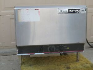 Lincoln Impinger 1301 Countertop Electric Conveyor Pizza Oven Commercial
