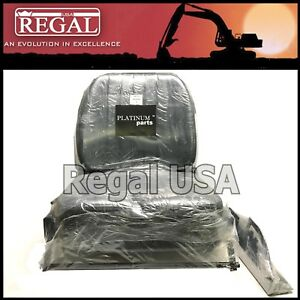 5s0045 Seat For Caterpillar D6c D6d D7e D7f D7g 3r2614 3s1704 5r0890