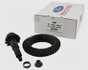 Ford Racing 8 8 Rear End 4 10 Ratio Ring Pinion Gears Kit M 4209 88410
