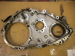 1981 Chevy Isuzu Luv Pup 2 2 Diesel Engine Front Cover Plate Housing 94243516