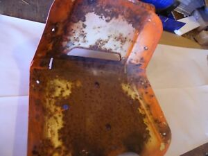1958 Allis Chalmers D17 Gas Farm Tractor Seat Pan