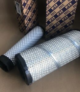 Ford New Holland Air Filter Set Tn75sa Tn75v Tn75va Tn80f Tn85fa Tn90 Tn90 Tn90d