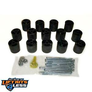 Performance Accessories Pa923 3 Body Lift Kit For 74 85 Jeep Cherokee j 10 Gas