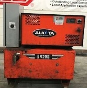 Used Alkota 4208 Hot Water All Electric 4gpm 2000psi Pressure Washer