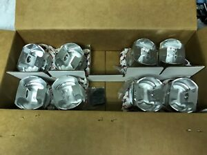 Je Pistons Chrysler Mopar 440 Wedge Dome 4 440 Bore 3 750 Stroke